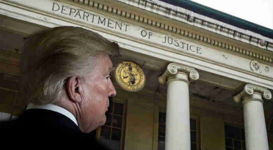 Mr. President, please fix the U.S. Department of Justice!