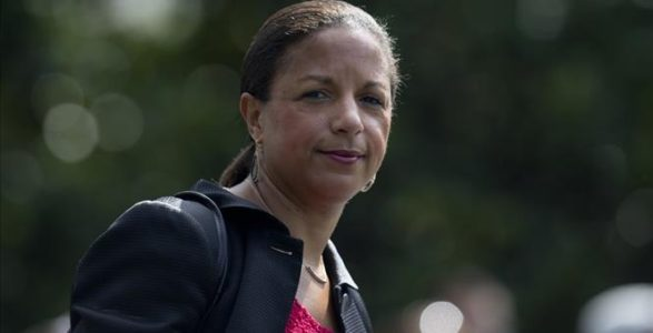 Susan Rice's Domestic Spying is a National security Nightmare