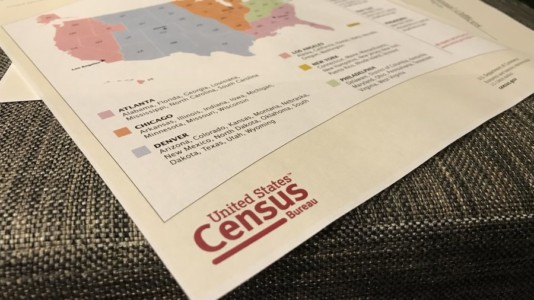 California suing to prevent 2020 Census from asking about citizenship.