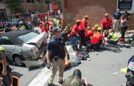 BOMBSHELL: New Evidence Suggests Charlottesville Was A Complete SET-UP