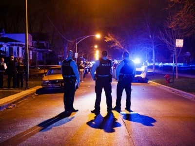 Nearly 40 Shot over 3 Days in Gun-Controlled Chicago.