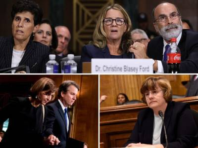 Prosecutor's Senate Report Outlines 9 Reasons Why Christine Blasey Ford Not Credible.