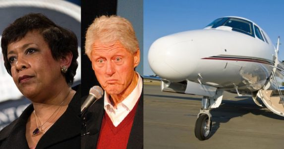 Judicial Watch Releases New Clinton-Lynch Tarmac Meeting Docs – FBI Fiercely Worked to Hide Meeting From Public