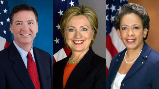 BREAKING: Members Of Congress Call For Criminal Investigation Into Comey, Hillary, Lynch.