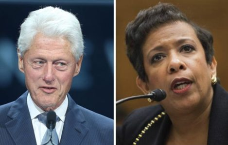 FBI 'Reopened' Case Regarding Clinton-Lynch Tarmac Meeting