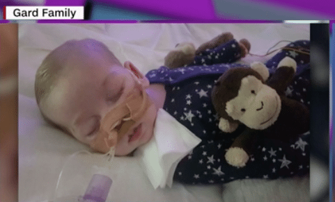 Liberal Media Covers Death of Infant Charlie Gard, but Don't Use Description 'Socialized Health Care' or 'Single Payer'