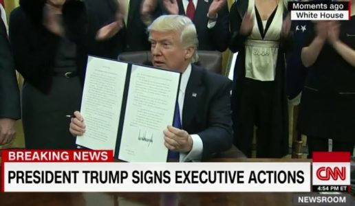 USA Today: GOP, Trump are Hypocrites on Executive Action, but Not Obama
