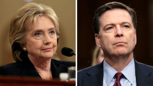 "PAPER: NSA Offered Hillary Clinton's ""Lost"" Emails to FBI— Comey Turned Them Down"