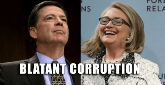 Corrupt Comey Had the Fix In