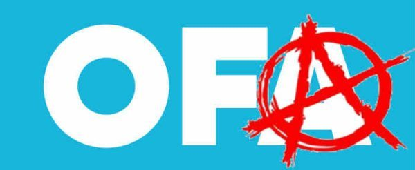 OFA Organizing for Anarchy Recruitment
