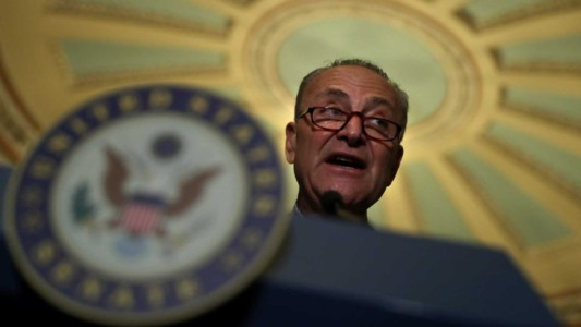 Democrat Chuck Schumer Now Completely Agrees With President Trump — America First!