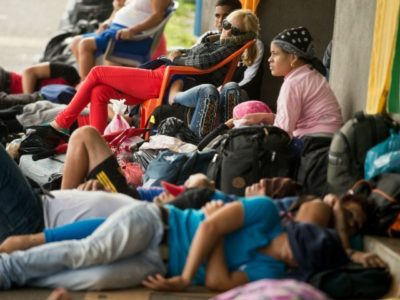 Data: Trump Admin Reduces Refugee Admissions by 70 Percent in First Year.