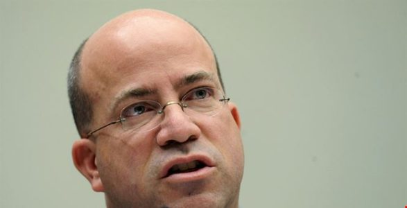 BREAKING: #CNNBlackmail: Jeff Zucker Issued a Thinly Veiled Threat at Trump Before Inauguration