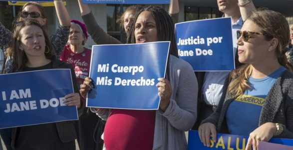 Democrats Want Abortion Access for Illegal Immigrants
