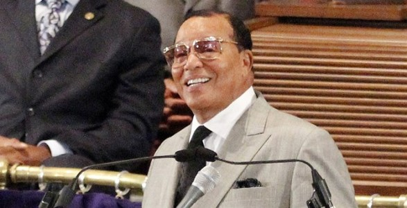 The 20 Worst Quotes From Louis Farrakhan, Liberal America's Favorite Racist.