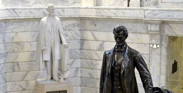 Trump: Even Lincoln Was Targeted By 'Fake News'