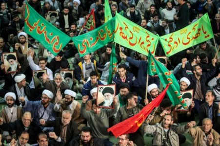 DRUDGE REPORT: IRAN ROCKED BY PROTESTS TEHRAN WARNS HARD-LINER COUNTER RALLIES