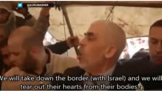 Hamas Planned The Violence On The Gaza Border. The Media Act As Their Propaganda Arm.