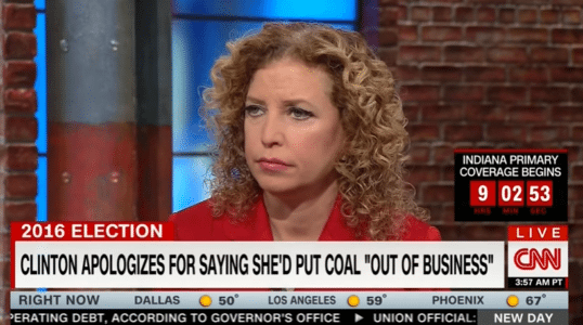 Liberal Media Mostly Ignores Scandal of Debbie Wasserman Schultz's Payments to IT Aide from Pakistan