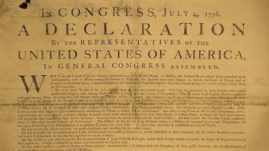 The Little Known Story of the Declaration of Independence
