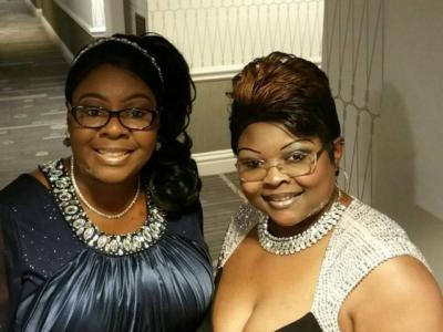 EXCLUSIVE – Diamond and Silk: The Clintons Left Haiti in a S**thole.