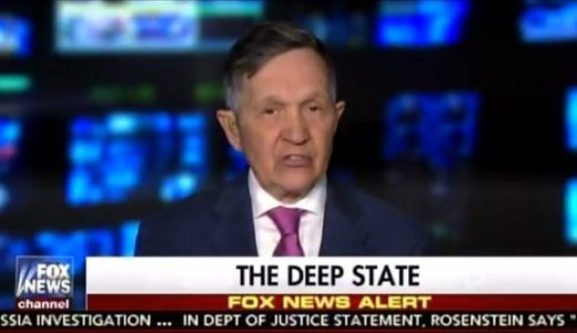 """BOOM! Democrat Dennis Kucinich: """"Deep State Is Trying to Take Down a President – It Is a Threat to Our Republic"""" (Video)"""