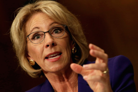 Betsy DeVos: Dept. Of Ed To Review Obama-Era School Discipline Reform Policy.