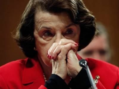 Reports: Dianne Feinstein's Longtime Driver Was a Chinese Spy