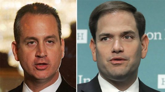 Inside Oval Office, Rubio and Diaz-Balart pushed Trump to crack down on Cuba
