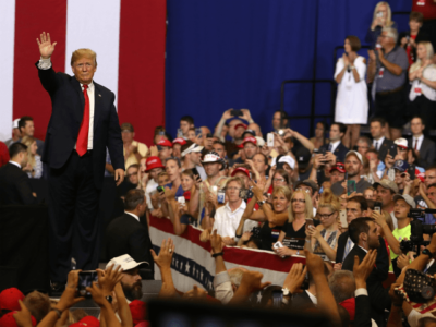 Trump to 'Extremist' Democrats: 'We Will Not Tolerate Attacks' on 'Courageous' ICE Agents, Border Patrol.