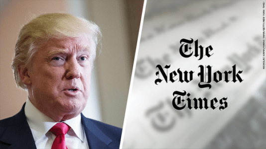 Donald Trump Has A New Plan For Combatting The Negative Coverage About Him — And He Just Tweeted It