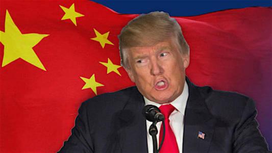 Trump Tells China No More Mr. Nice Guy.