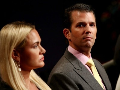 Letter to Trump Jr. Containing Suspicious White Powder: 'You Are Getting What You Deserve'