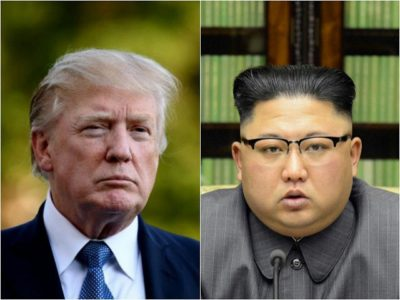 Trump 'Sentenced to Death' for Kim Jong-Un Twitter 'Blasphemy'