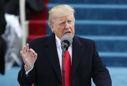 President Trump Inaugural Address: '2017 Is The Year The People Became The Rulers Of This Nation Again!' (VIDEO)