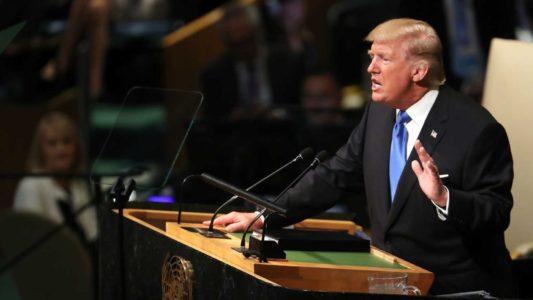 WATCH: Trump Slams Socialism At U.N., World Leaders Refuse To Clap