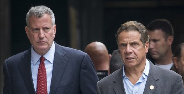 Cuomo Named in Sexual Harassment Lawsuit, Accused of 'Deliberate Indifference'
