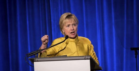 Clinton Receives Planned Parenthood Award, Calls Commitment to Abortion 'Higher Ground…An Issue of Morality'