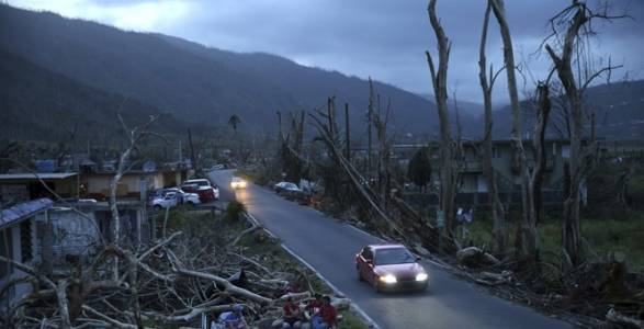 Democrats Turn Blind Eye with One of their Own in Hurricane Maria Deaths.