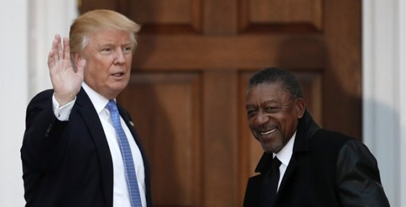 BET Founder Credits Trump for Bringing Jobs Back.