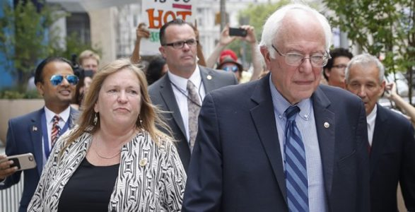 Uh Oh: New Report Says FBI Fraud Probe into Bernie's Wife Has Deepened, Cites Grand Jury Action.