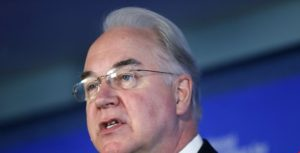 Tom Price Out as HHS Secretary
