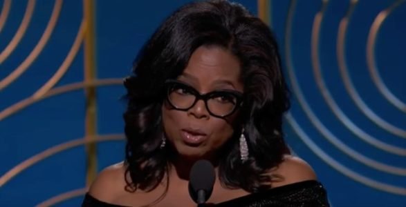 Alright, Let's Talk About President Oprah's Golden Globes Speech.