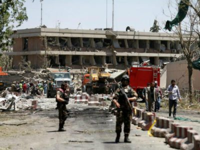 Ramadan Rage: Kabul Terrorist Bombing Kills 90, Injures Hundreds