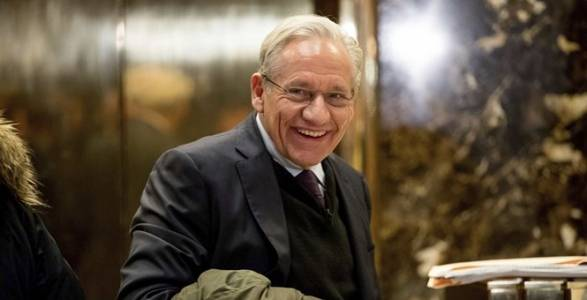Bob Woodward: I Looked For Two Years…There's No Evidence Of Trump-Russia Collusion.