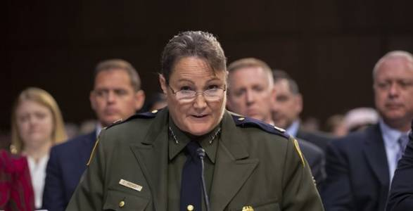 First Woman US Border Patrol Chief Appointed.