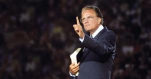 Billy Graham, America's pastor, has died.