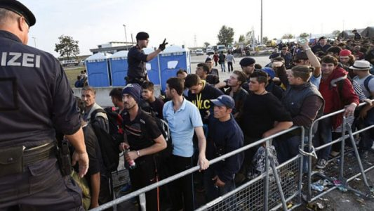 Germany: Record Number of Migrants Living off Welfare.