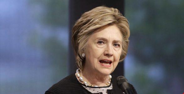 Clinton Calls Trump a 'Sexual Assaulter' but Gives Bill a Pass