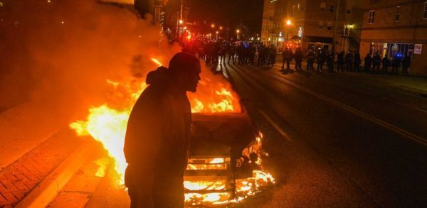Here Are All The Left-Wing Violent Protests Over The Past Several Years